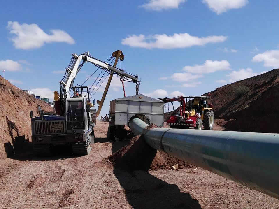 Gasoducto Samalayuca