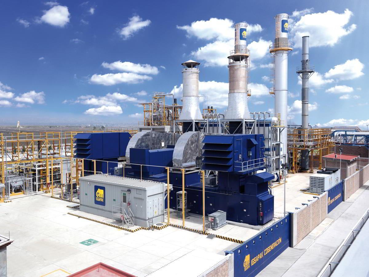 Cogeneration Power Plant  IGSAPAK