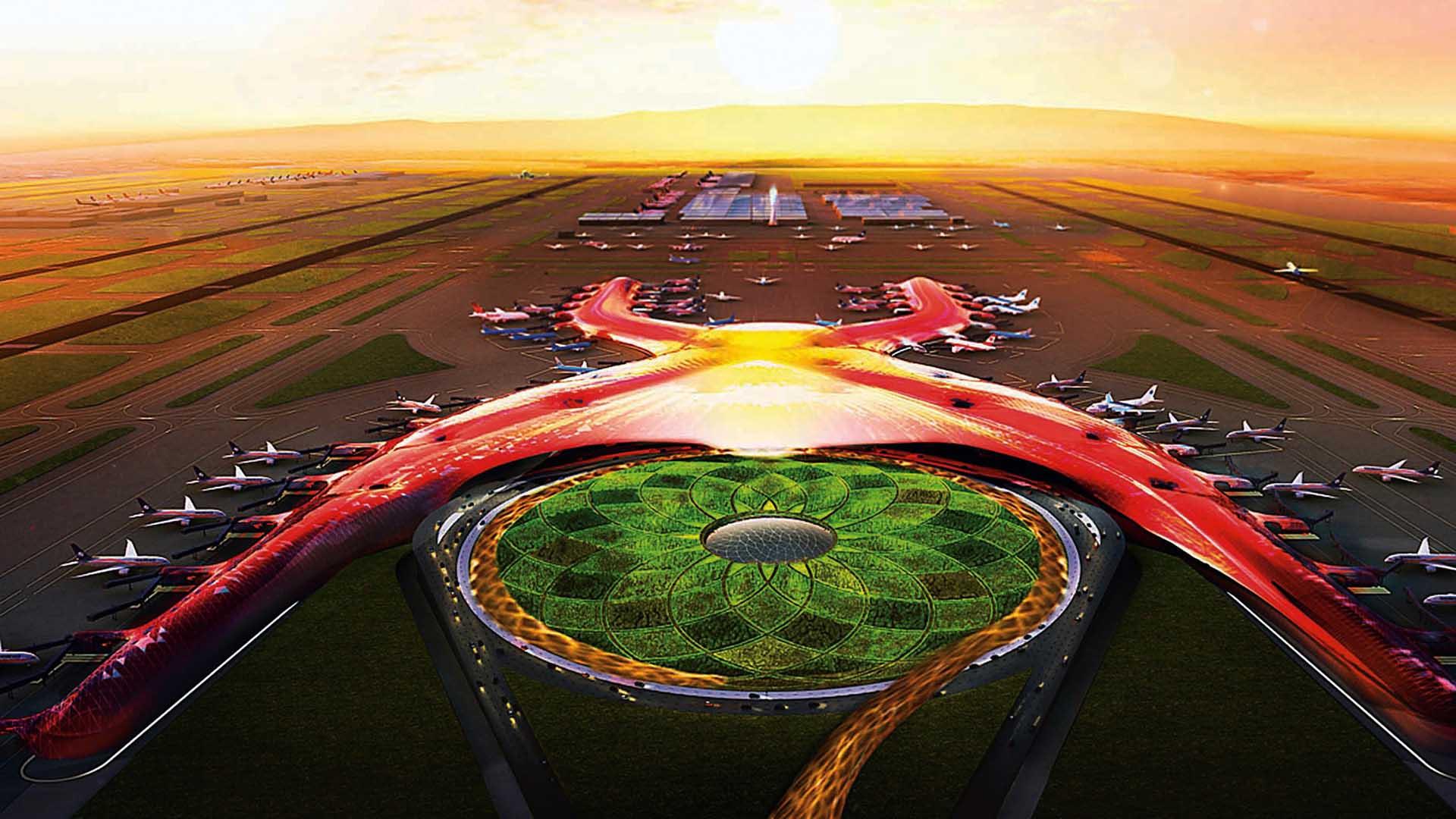 nuevo aeropuerto de la ciudad de mexico